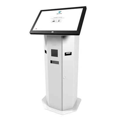 Visitor Self-service terminal